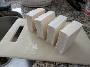 tofu-drying