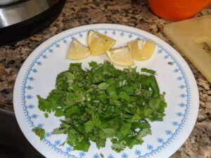 herbs-lemon