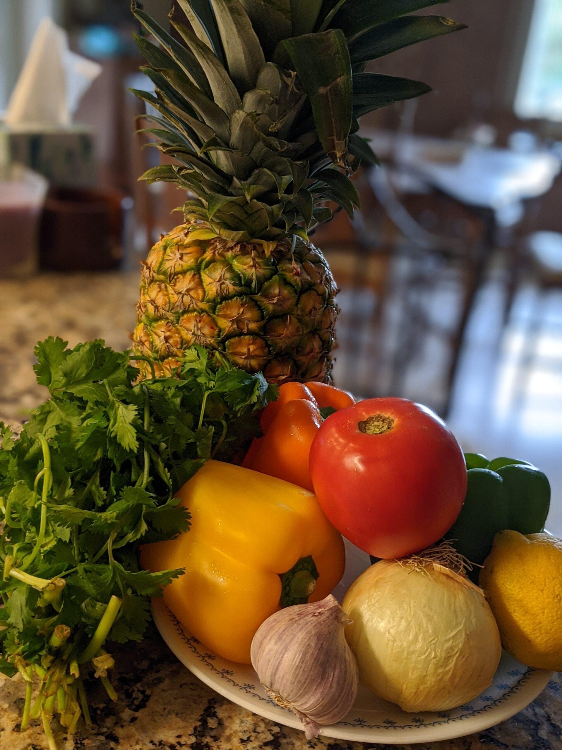fresh veggie