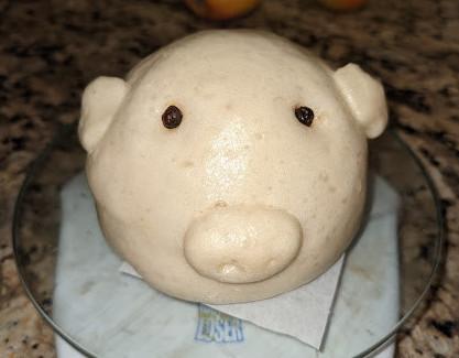 banh bao piggy